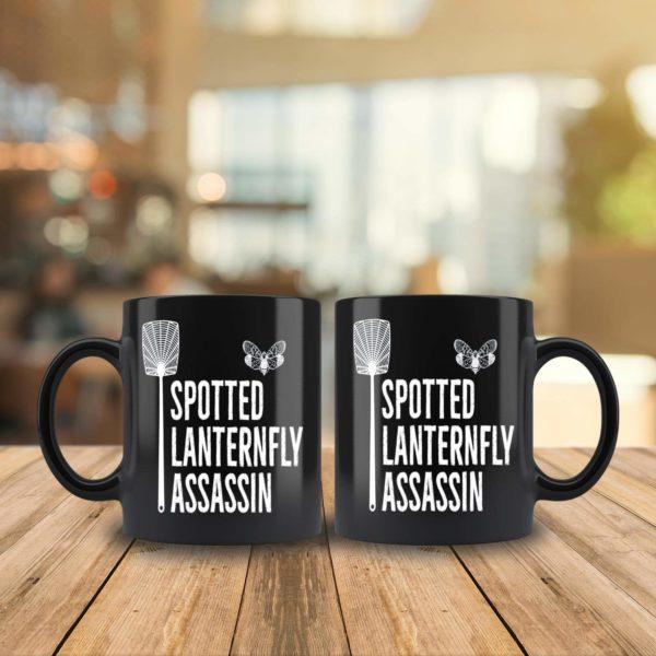 Spotted Lanternfly Assassin Flyswatter Mug