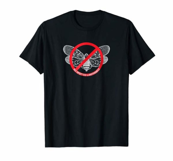No Spotted Lanternfly Tee